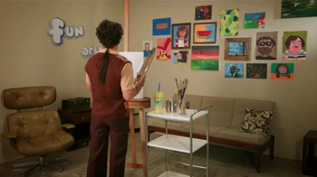 Sprint TV Spot, 'Adult Swim: Fun Arts' - Thumbnail 5