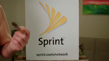 Sprint TV Spot, 'Adult Swim: Fun Arts' - Thumbnail 9