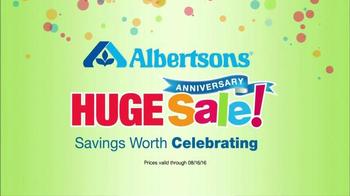 Albertsons Huge Anniversary Sale TV Spot, 'Pepsi and Frito Lay' - Thumbnail 5