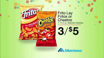Albertsons Huge Anniversary Sale TV Spot, 'Pepsi and Frito Lay' - Thumbnail 4