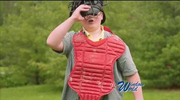 Window World TV Spot, 'Baseball' - Thumbnail 3