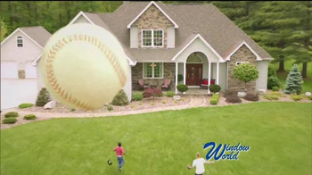 Window World TV Spot, 'Baseball' - 22 commercial airings