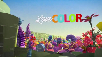Sherwin-Williams Love for Color Sale TV Spot, 'Fields of Flowers' - Thumbnail 4