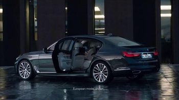2016 BMW 7 Series TV Spot, 'Create the Future' - Thumbnail 4