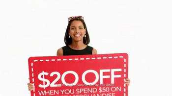 Macy's One Day Sale TV Spot, 'August 2016: Savings Pass' - Thumbnail 4
