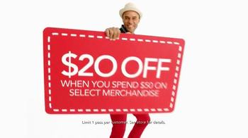 Macy's One Day Sale TV Spot, 'August 2016: Savings Pass' - Thumbnail 5