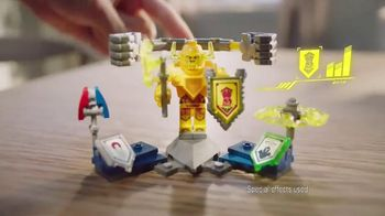 LEGO Nexo Knights TV Spot, 'Army of Evil Monsters'