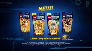LEGO Nexo Knights TV Spot, 'Army of Evil Monsters' - Thumbnail 6