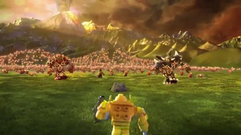 LEGO Nexo Knights TV Spot, 'Army of Evil Monsters' - Thumbnail 2