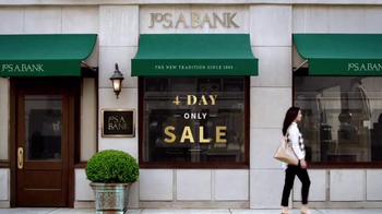 JoS. A. Bank 4 Day Only Sale TV Spot, 'Up to 70% Off' - Thumbnail 1
