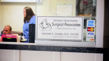 Dr. Michelle Gordon TV Spot, 'Northern Westchester Surgical Associates' - Thumbnail 9