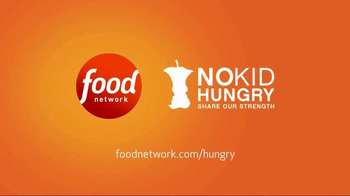 No Kid Hungry TV Spot, 'Food Network: Junior Chefs' - Thumbnail 5