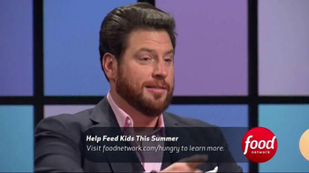 No Kid Hungry TV Spot, 'Food Network: Junior Chefs' - Thumbnail 2