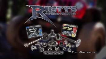Rusty's Off-Road Products TV Spot, 'Gears' - Thumbnail 1