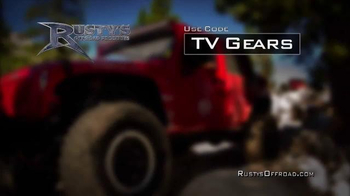 Rusty's Off-Road Products TV Spot, 'Gears' - Thumbnail 2