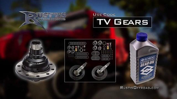 Rusty's Off-Road Products TV Spot, 'Gears' - Thumbnail 3