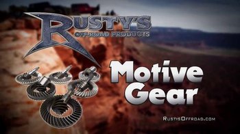 Rusty's Off-Road Products TV Spot, 'Gears' - Thumbnail 4