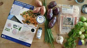 Blue Apron TV Spot, 'Family Meal' - 4793 commercial airings