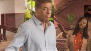 Acme Brick TV Spot, 'Paid in Brick' Featuring Troy Aikman - Thumbnail 10