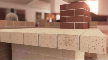 Acme Brick TV Spot, 'Paid in Brick' Featuring Troy Aikman - Thumbnail 5