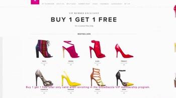 Shoedazzle.com TV Spot, 'Real Shoe Lovers' - Thumbnail 3