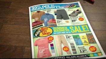 Bass Pro Shops Summer Madness Sale TV Spot, 'Shirts and Riflescope' - Thumbnail 3