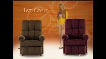 La-Z-Boy 2 Great Chairs Sale TV Spot, 'Mix & Match' - Thumbnail 2