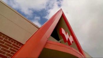 Whataburger Patty Melt TV Spot, 'Missed Flight' - Thumbnail 1