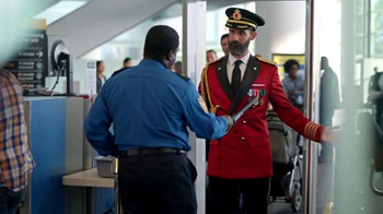 Hotels.com TV Spot, 'Captain Obvious at the Airport' - Thumbnail 5