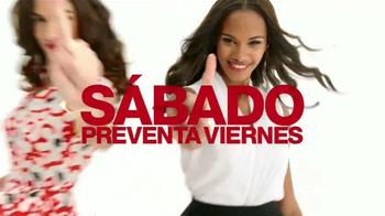 Macy's La Venta de Un Día TV Spot, 'Ropa casual, zapatos y más' [Spanish] - Thumbnail 2