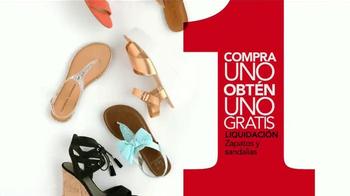Macy's La Venta de Un Día TV Spot, 'Ropa casual, zapatos y más' [Spanish] - Thumbnail 9