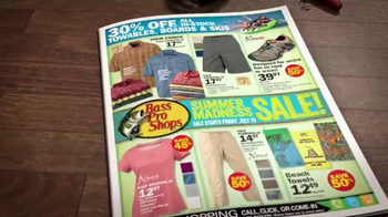 Bass Pro Shops Summer Madness Sale TV Spot, 'Tahoe 550' - Thumbnail 5