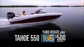 Bass Pro Shops Summer Madness Sale TV Spot, 'Tahoe 550' - Thumbnail 8