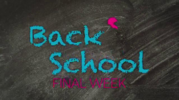 Ashley Furniture Homestore TV Spot, 'Back to School: Final Week' - Thumbnail 1