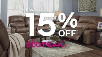 Ashley Furniture Homestore TV Spot, 'Back to School: Final Week' - Thumbnail 2