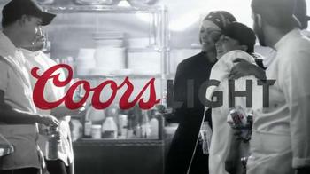 Coors Light TV Spot, 'Chef' - Thumbnail 5