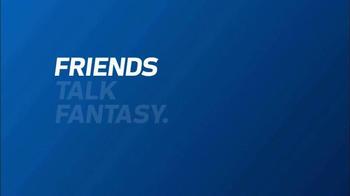NFL Football Fantasy TV Spot, 'Friends Don't Small Talk: Airport' - Thumbnail 5
