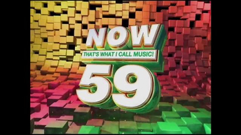 NOW That's What I Call Music 59 TV Spot