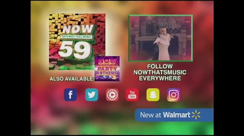 NOW That's What I Call Music 59 TV Spot - Thumbnail 5