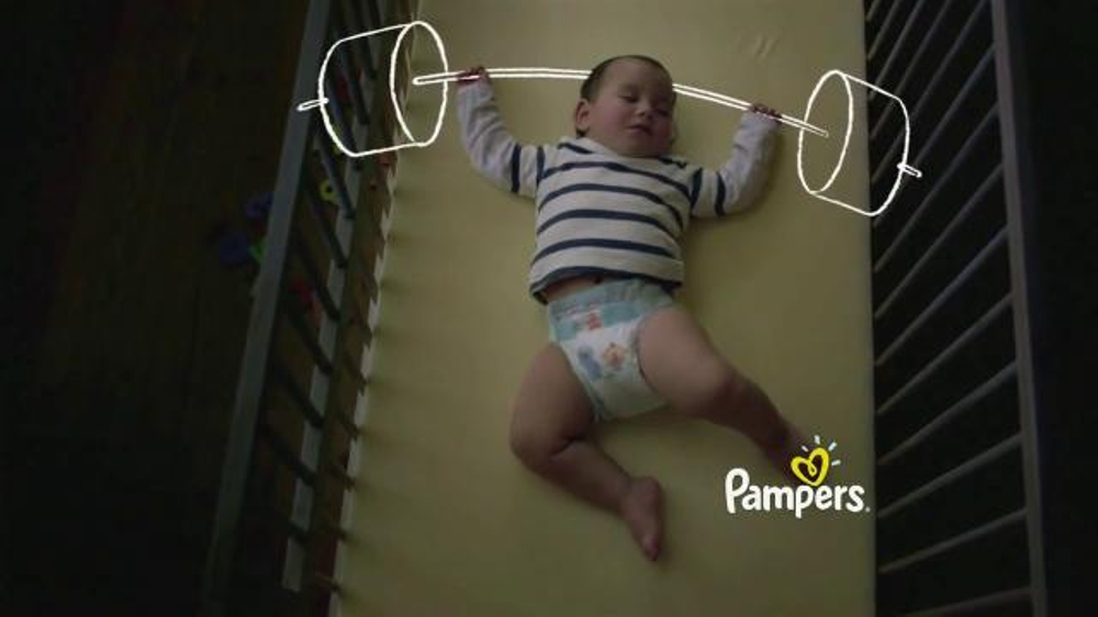 Pampers TV Commercial, '2016 Olympic Baby Dreams'