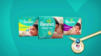 Pampers TV Spot, '2016 Olympic Baby Dreams' - Thumbnail 9