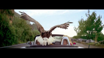 2017 FIAT 124 Spider TV Spot, 'Free Like a Bird' Song by Wyclef Jean - Thumbnail 10