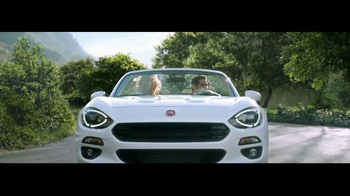 2017 FIAT 124 Spider TV Spot, 'Free Like a Bird' Song by Wyclef Jean - Thumbnail 5