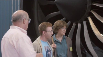 General Electric TV Spot, 'Sarah: Building Machines That Can Talk' - Thumbnail 8