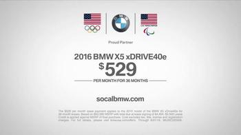 2016 BMW X5 TV Spot, 'Innovations: eDrive' - Thumbnail 10