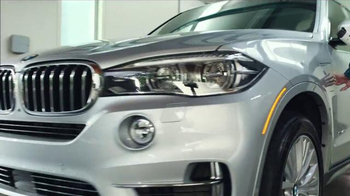 2016 BMW X5 TV Spot, 'Innovations: eDrive' - Thumbnail 6