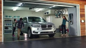 2016 BMW X5 TV Spot, 'Innovations: eDrive' - Thumbnail 7