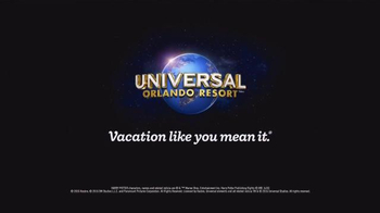 Universal Orlando Resort TV Spot, 'Celebrate Everyday' - Thumbnail 9