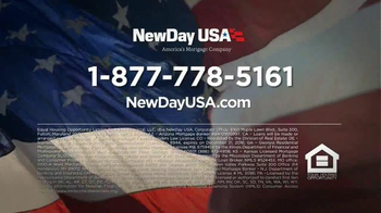 New Day USA VA Loan TV Spot, 'Veteran Homeowner' - Thumbnail 9