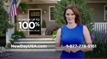 New Day USA VA Loan TV Spot, 'Veteran Homeowner' - Thumbnail 3